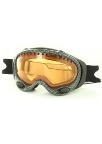 Masque de ski Oakley 7001 noir effet carbonne