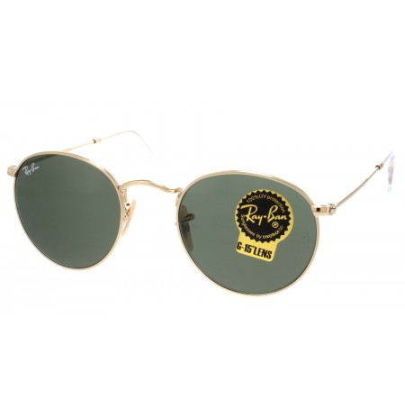 Ray Ban Round Metal RB3447